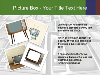 Pile Of Old Monitors PowerPoint Template - Slide 23
