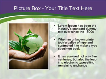 Take Care About Earth PowerPoint Template - Slide 13