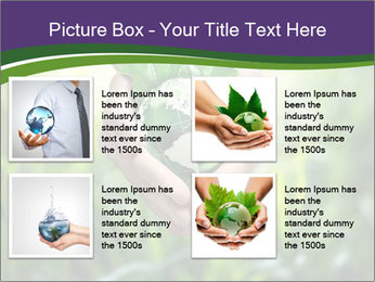 Take Care About Earth PowerPoint Template - Slide 14