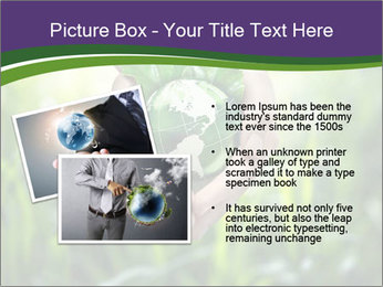 Take Care About Earth PowerPoint Template - Slide 20