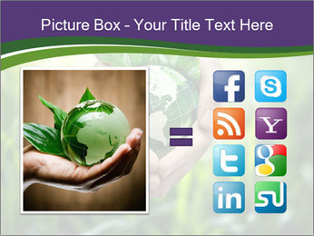 Take Care About Earth PowerPoint Template - Slide 21