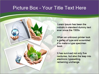 Take Care About Earth PowerPoint Template - Slide 23