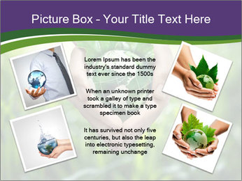 Take Care About Earth PowerPoint Template - Slide 24