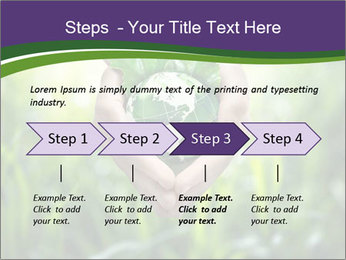 Take Care About Earth PowerPoint Template - Slide 4