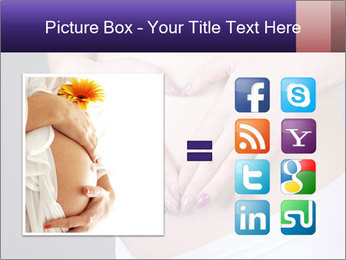 Woman Waits For Baby PowerPoint Templates - Slide 21