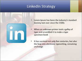 Law Books And Hummer PowerPoint Template - Slide 12