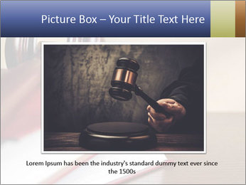 Law Books And Hummer PowerPoint Template - Slide 15