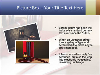 Law Books And Hummer PowerPoint Template - Slide 20