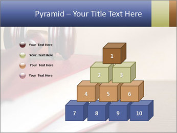 Law Books And Hummer PowerPoint Template - Slide 31