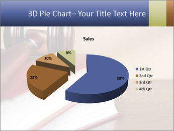 Law Books And Hummer PowerPoint Template - Slide 35