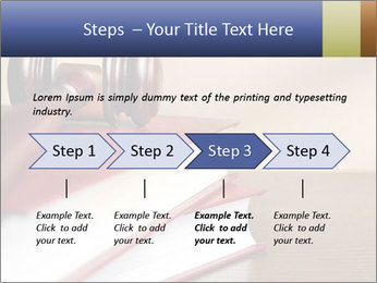 Law Books And Hummer PowerPoint Template - Slide 4