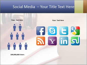 Law Books And Hummer PowerPoint Template - Slide 5