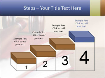 Law Books And Hummer PowerPoint Template - Slide 64