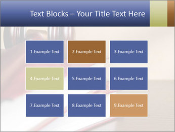 Law Books And Hummer PowerPoint Template - Slide 68