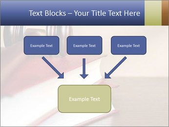 Law Books And Hummer PowerPoint Template - Slide 70