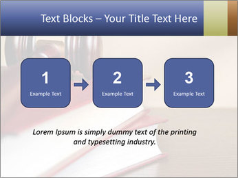Law Books And Hummer PowerPoint Template - Slide 71