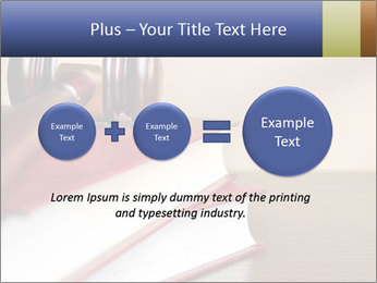 Law Books And Hummer PowerPoint Template - Slide 75