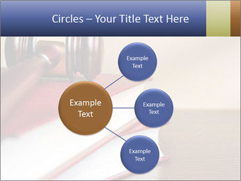 Law Books And Hummer PowerPoint Template - Slide 79
