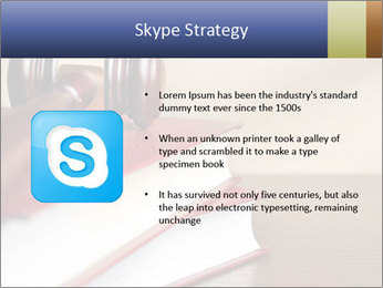 Law Books And Hummer PowerPoint Template - Slide 8