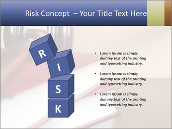 Law Books And Hummer PowerPoint Template - Slide 81