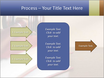 Law Books And Hummer PowerPoint Template - Slide 85
