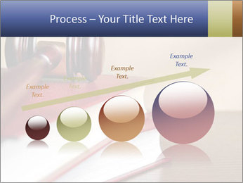 Law Books And Hummer PowerPoint Template - Slide 87