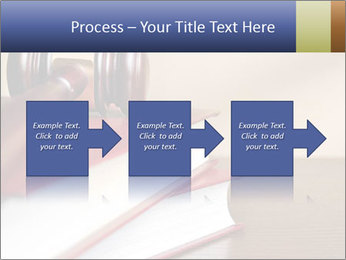 Law Books And Hummer PowerPoint Template - Slide 88