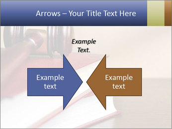 Law Books And Hummer PowerPoint Template - Slide 90