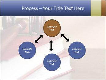 Law Books And Hummer PowerPoint Template - Slide 91
