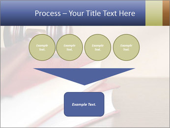Law Books And Hummer PowerPoint Template - Slide 93