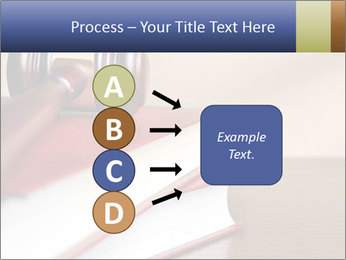 Law Books And Hummer PowerPoint Template - Slide 94