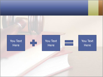Law Books And Hummer PowerPoint Template - Slide 95