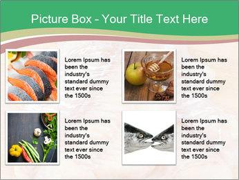 Fish Fillet PowerPoint Templates - Slide 14