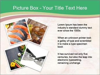 Fish Fillet PowerPoint Templates - Slide 23