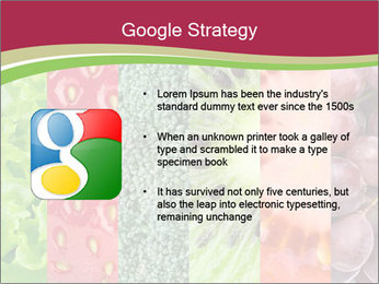 Fruits Collage PowerPoint Template - Slide 10