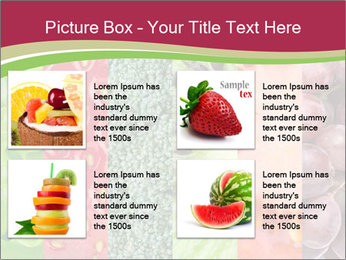 Fruits Collage PowerPoint Template - Slide 14