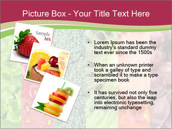 Fruits Collage PowerPoint Template - Slide 17