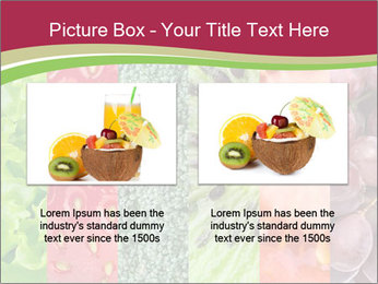 Fruits Collage PowerPoint Template - Slide 18