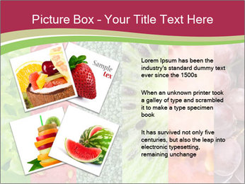 Fruits Collage PowerPoint Template - Slide 23