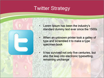 Fruits Collage PowerPoint Template - Slide 9