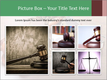 Justice Case PowerPoint Template - Slide 19