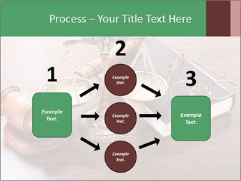 Justice Case PowerPoint Template - Slide 92