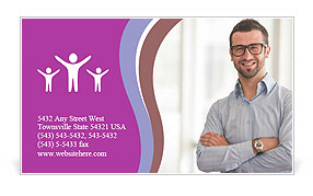 0000091154 Business Card Template