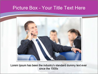 Elegant Man PowerPoint Template - Slide 15
