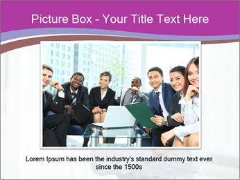 Elegant Man PowerPoint Template - Slide 16