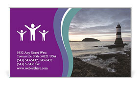 0000091155 Business Card Template