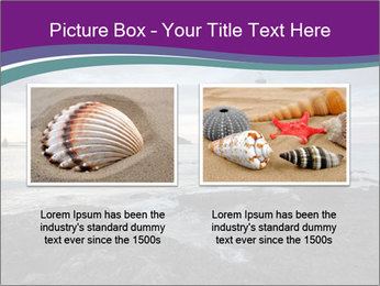 Seashore And Lighthouse PowerPoint Templates - Slide 18