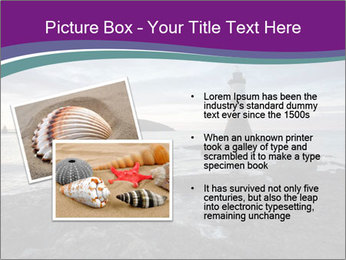 Seashore And Lighthouse PowerPoint Templates - Slide 20