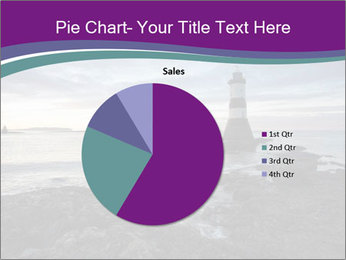 Seashore And Lighthouse PowerPoint Templates - Slide 36