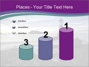 Seashore And Lighthouse PowerPoint Templates - Slide 65
